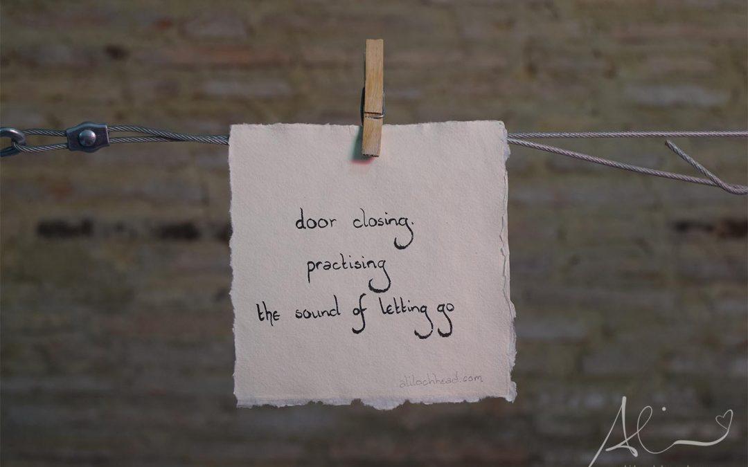 door closing.