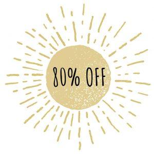 Get 80% off TEFL/TESOL courses
